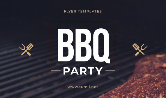 Top 7+ BBQ Party Flyer Designs and Templates