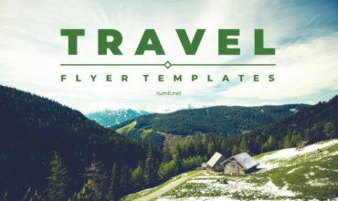 7+ Best Travel Poster Design Ideas & Top Free Travel Flyer Templates