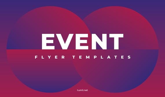 Best Event Poster & Free Flyer Design Templates
