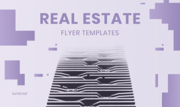 Top Real Estate Flyer Templates & Free Real Estate Designs