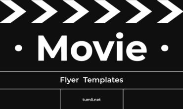 Top 7+ Movie Festival Poster Templates & Movie Flyer Designs