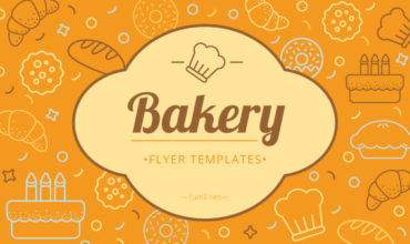 Best Bakery Flyer Designs & Free Bakery Flyer Templates