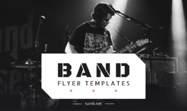 Best Band Flyer Designs & Free Band Flyer Templates