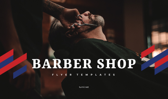 Best Barbershop Flyer Designs & Free Barbershop Flyer Templates
