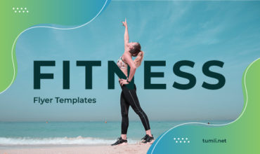 Top Fitness Flyer Designs & Free Fitness Classes Flyer Templates