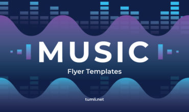 Best Music Flyer Designs & Free Music Flyer Templates