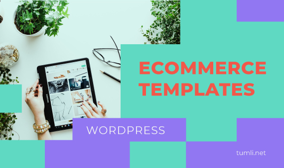Best Selling WordPress Ecommerce Templates