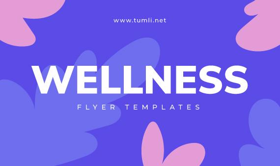 Best Wellness Flyer Designs & Free Wellness Flyer Templates | Tumli