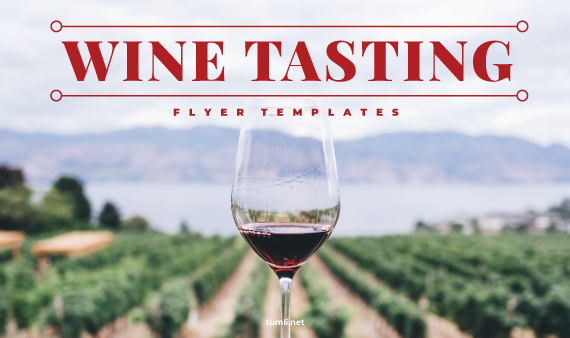 8+ Best Wine Tasting Flyer Design Ideas & Free Wine Tasting Poster Templates