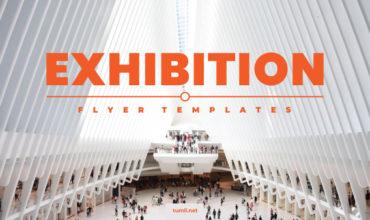 Free Exhibition Flyer Designs & Best Exhibition Poster Templates