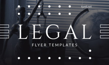 Free Legal Flyer Designs & Best Legal Poster Templates