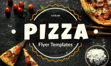 Free Pizza Flyer Templates & Best Pizza Flyer Designs