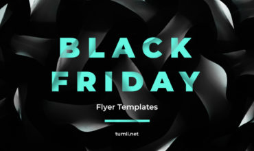 Top Black Friday Flyer Designs & Free Black Friday Flyer Templates