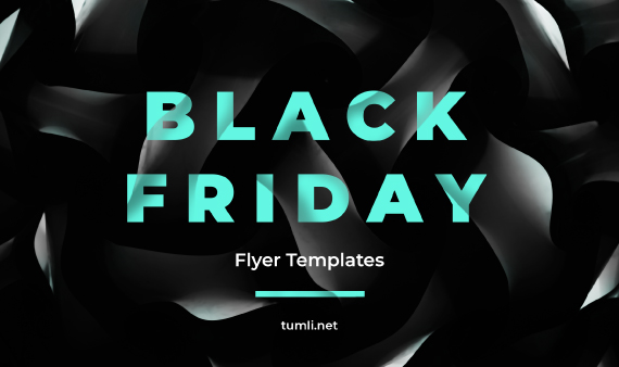 Best Black Friday Flyer Design Templates Tumli