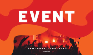 Best Event Brochure Design & Free Event Brochure Templates