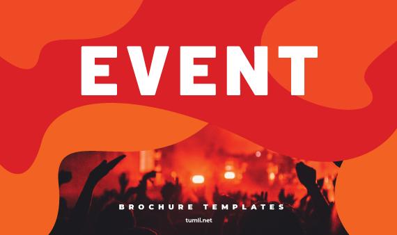 Best Event Brochure Design & Free Event Brochure Templates