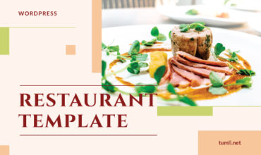 Best Free Responsive Restaurant WordPress Themes