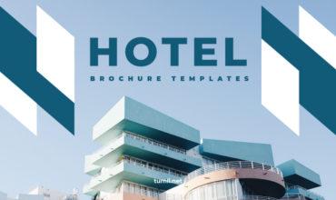 Best Hotel Brochure Templates & Hotel Brochure Designs