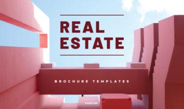 Best Real Estate Brochure Templates & Real Estate Brochure Design