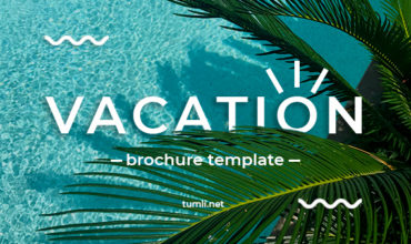 Best Vacation Brochure Templates & Vacation Brochure Designs