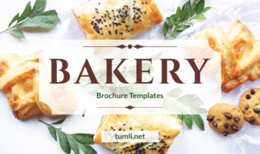 Best Bakery Brochure Templates & Bakery Brochure Designs