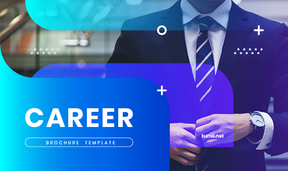 Best Career Brochure Templates & Career Brochure Designs