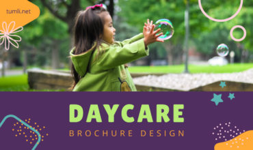 Best Daycare Brochure Templates & Daycare Brochure Designs