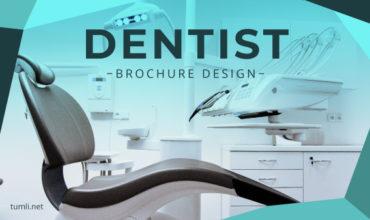 Best Dentist Brochure Templates & Dentist Brochure Designs