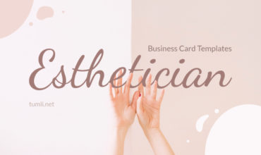 Best Esthetician Business Card Templates & Free Esthetician Business Card Designs