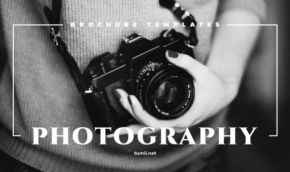 Best Photography Brochure Templates & Photography Brochure Designs