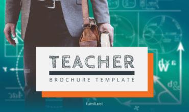 Best Teacher Brochure Templates & Teacher Brochure Designs