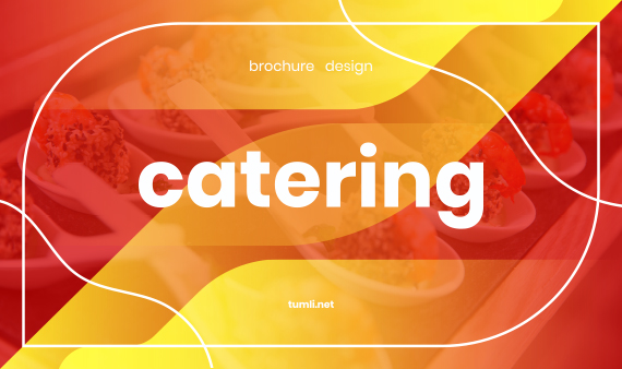 Best Catering Brochure Templates & Free Catering Brochure Designs