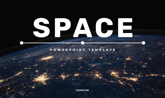 Best Space Exploration PowerPoint Templates