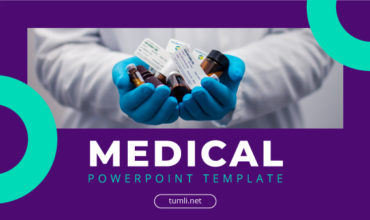 Best Medical PowerPoint Template & Medical Google Slides Template