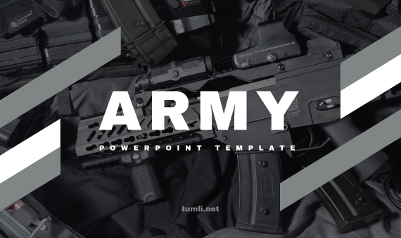 Army PowerPoint Templates & Military PowerPoint Presentations
