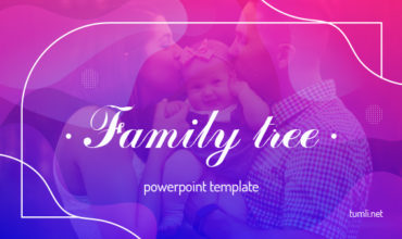 Professional Family Tree PowerPoint Templates & Family Tree PPT Designs