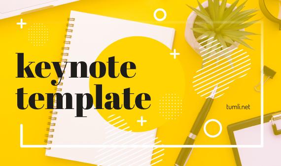 Best Keynote Templates & Keynote Template Designs