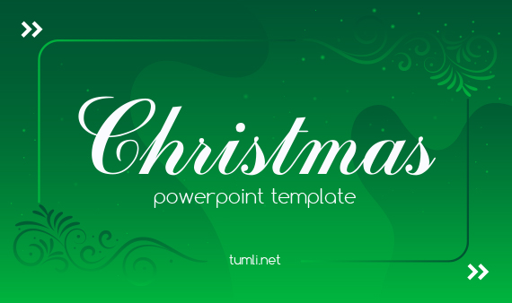 Christmas PowerPoint Templates & PowerPoint Christmas Themes