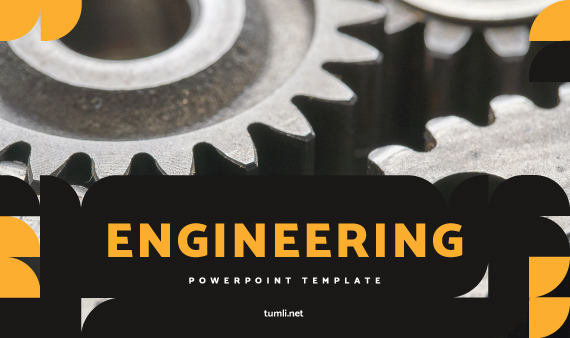 Engineering PowerPoint Presentation Templates