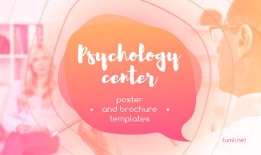 Psychology Brochure Templates & Psychology Poster Examples