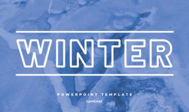 Winter PowerPoint Templates & Winter Google Slide Theme