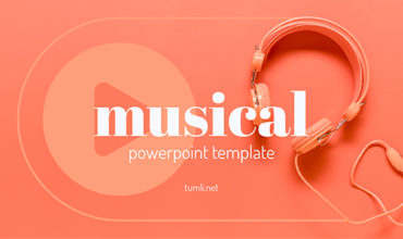 Musical PowerPoint Presentations & Musical PowerPoint Themes