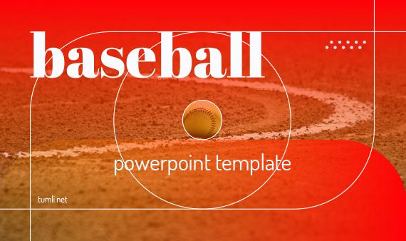 Baseball PowerPoint Presentations & Baseball Slides Themes