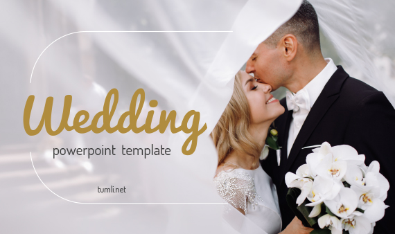 Wedding PowerPoint Templates & Wedding Google Slides Themes