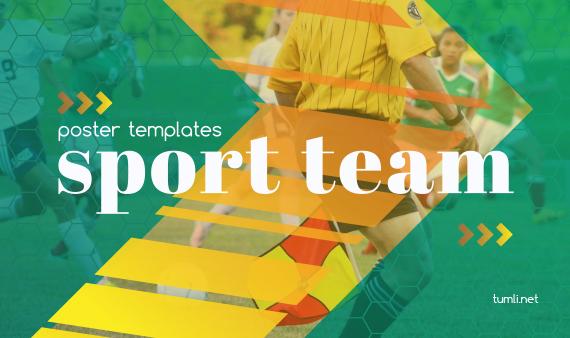 Sport Poster Templates & Free Sport Flyer Templates